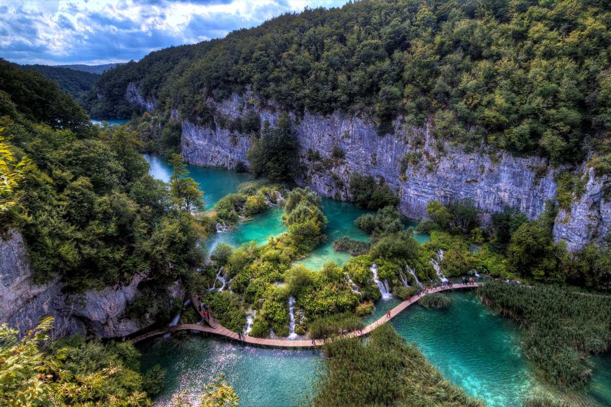 Plitvica Lakes