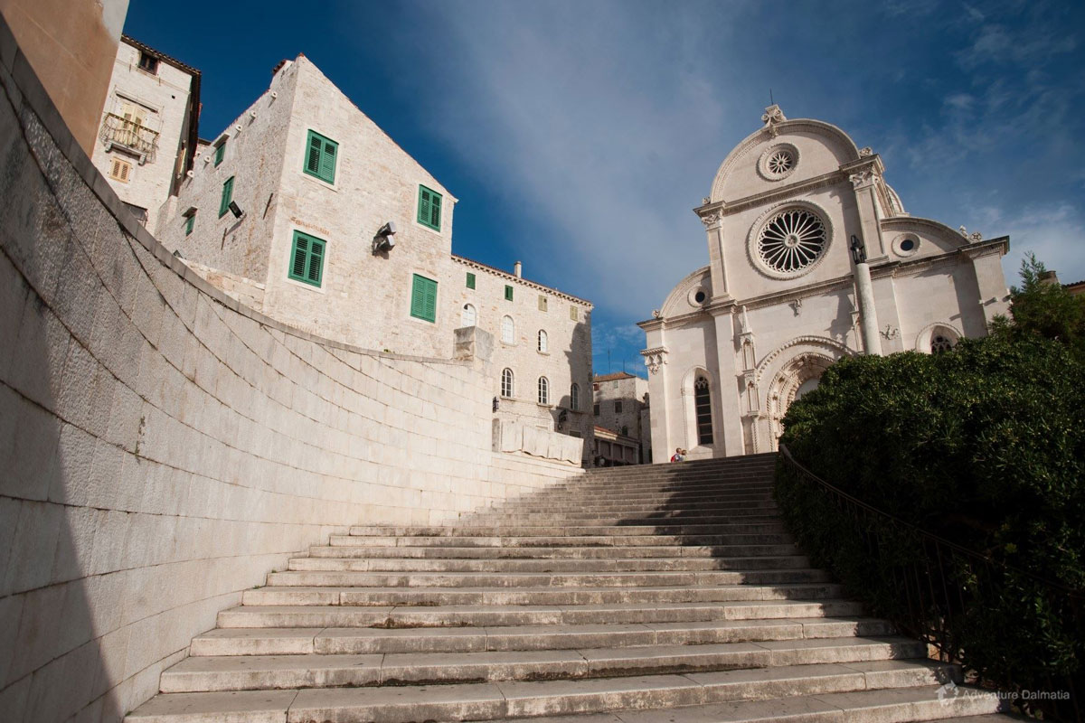 Šibenik,St. Jacob's Cathedral